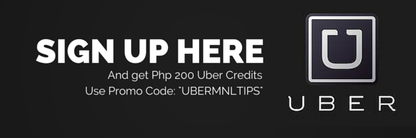 Sign Up in Uber and Get your FREE Ride!