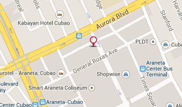 Uber Cubao Office