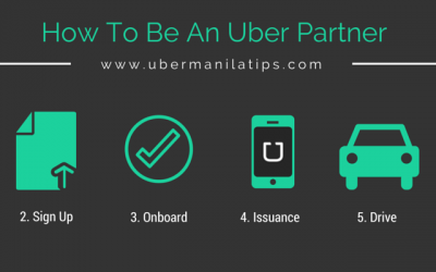 How To Be An Uber Driver Or Partner In Manila