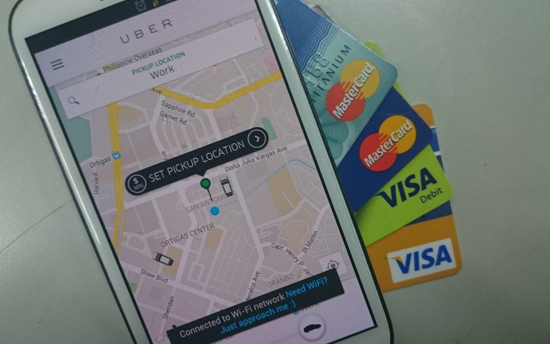 Tips: How to Register In Uber If You Don't Have A Credit Card