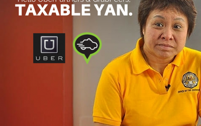 Uber and Grab together with its Partners Will Now Be Taxed