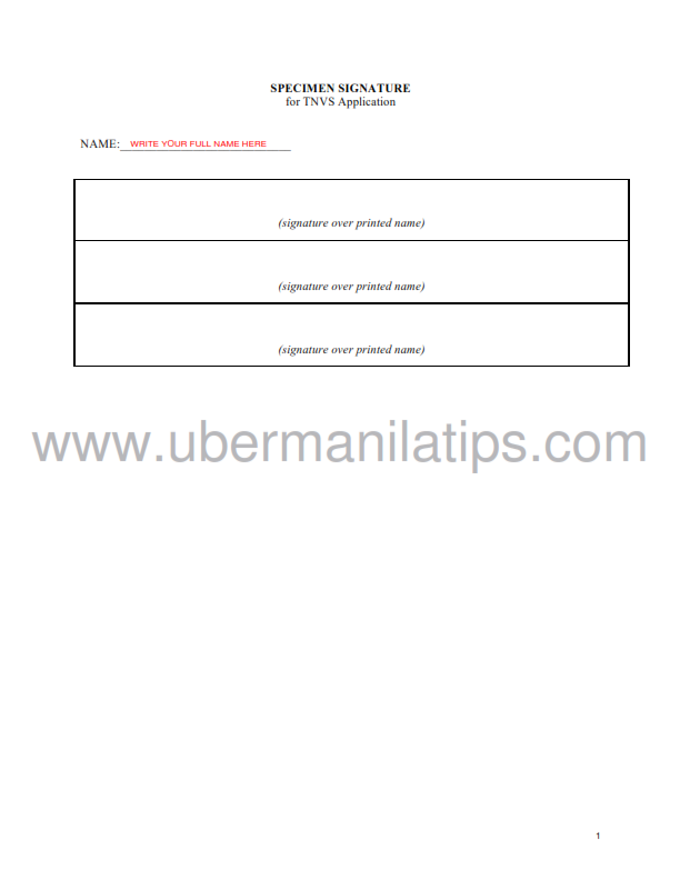 UberMNLTips Guide to TNVS and LTFRB Accreditation | Uber MNL Tips