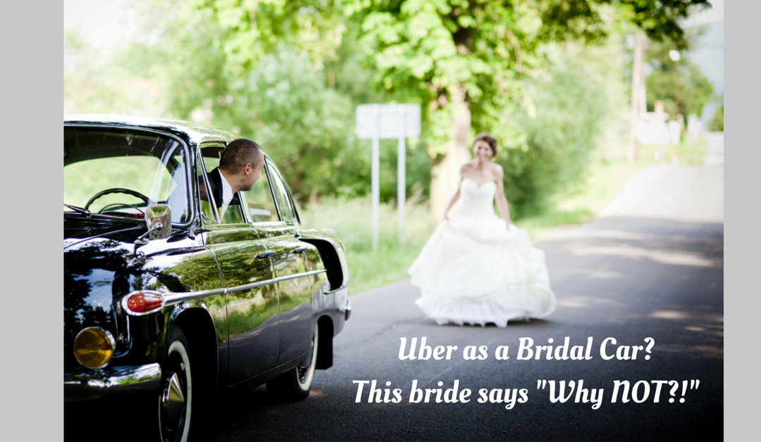 #UberMNLStory: Tale of the truly resourceful #UberBride
