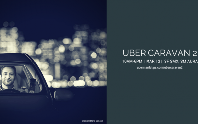 Uber Caravan Take 2! Join Uber in just 1 day PLUS a very important announcement!