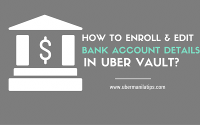 Partner Tip: How to Enroll or Edit your Bank Account Details to Receive Uber Payout