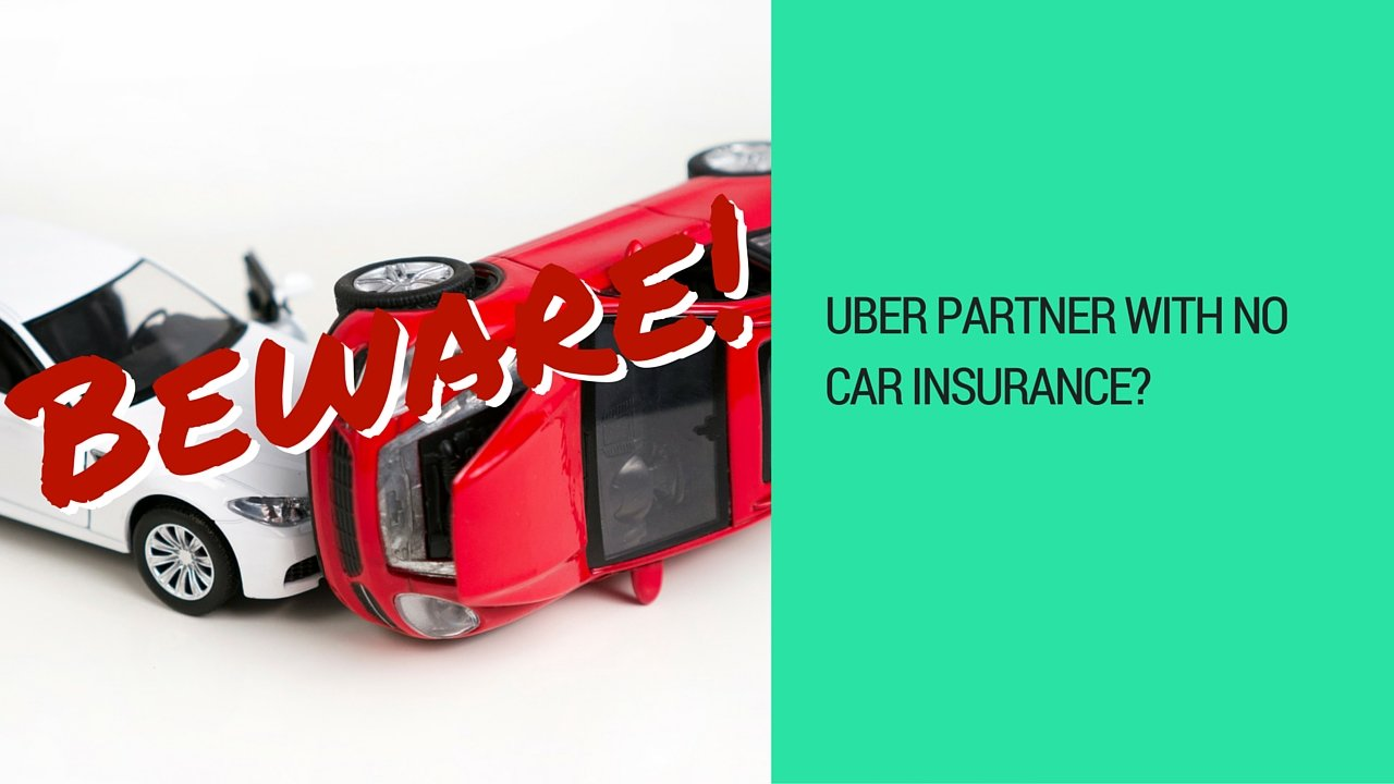 Uber Partner with No Car Insurance