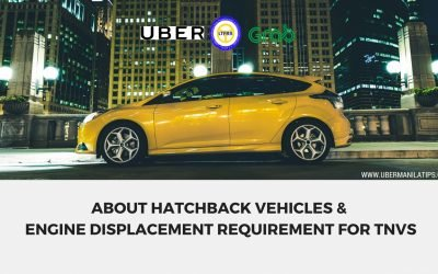 Facts About Hatchback Vehicles and Engine Displacement Requirement for TNVS